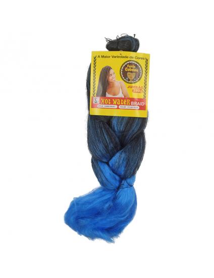 Cabelo Sintético Jumbão 399g Cor  1T/LIGHT BLUE