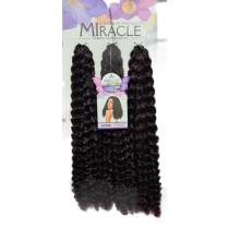 Cabelo Orgânico Crochet Miracle Katrine  - Cor T1B/530B
