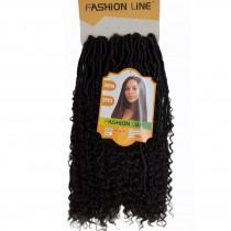 Cabelo Vanessa (Goddess)  Cor 1  - Fashion Line