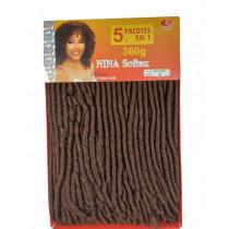 Cabelo Sintético Nina Softex Crochet Braid - Pacotão Cor (30)