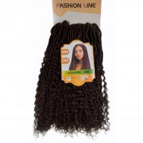 Cabelo Vanessa (Goddess) Cor 4 - Fashion Line
