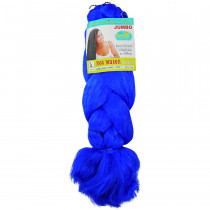 Cabelo Sintético Jumbão 360g - Cor Azul (BLUE2)