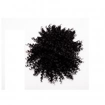 Coque Afro Puff - Cor 1 (Preto) - CABELL