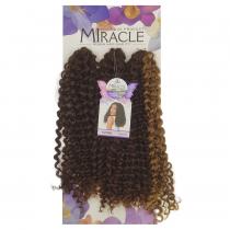 Cabelo Orgânico Crochet Miracle Katrine  - Cor HL433/613+1427A