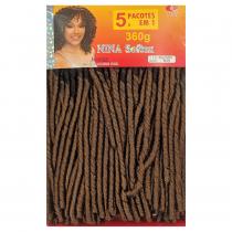 Cabelo Sintético Nina Softex Crochet Braid - Pacotão Cor (T1/27)