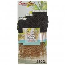 Cabelo Orgânico Praiana cor T2/27 (Ombre Mel)