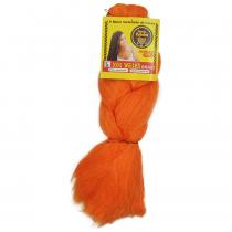Cabelo Sintético Jumbão 399g - Cor Orange Yellow (LARANJA)