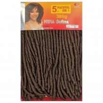 Cabelo Sintético Nina Softex Crochet Braid - Pacotão Cor (8)