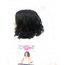Peruca Wig Gigi Cor (1) Preto