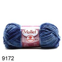 Lã Mollet Cor - Amuleto Mescla Royal