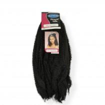 Cabelo Afro Twist Marley Braid Cor 1 (Preto)
