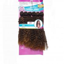 Cabelo Organico - Brazilian Virgin Hair Tina Cor HL433/613+1427