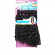 Cabelo Organico - Brazilian Virgin Hair Tina Cor SP2/4/30
