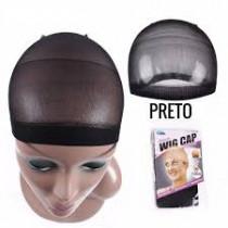 Touca Wig Cap - Preta