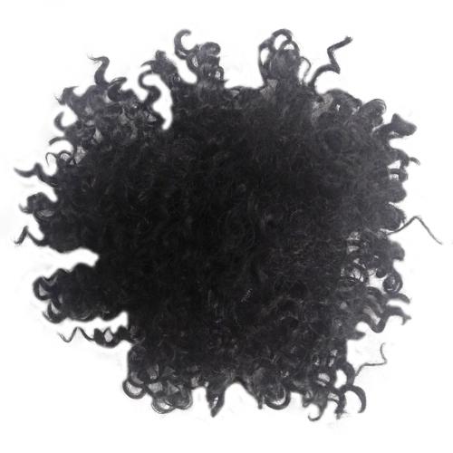 Coque Afro Puff - Cor 2 (Castanho)