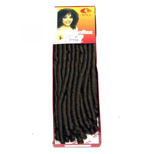Cabelo Sintético Nina Softex Crochet Braid - cor Loiro Mel (27)