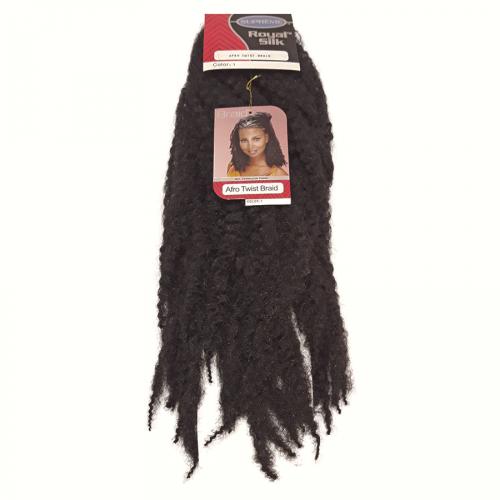 Cabelo Afro Twist Marley Braid Cor 4 (Castanho)