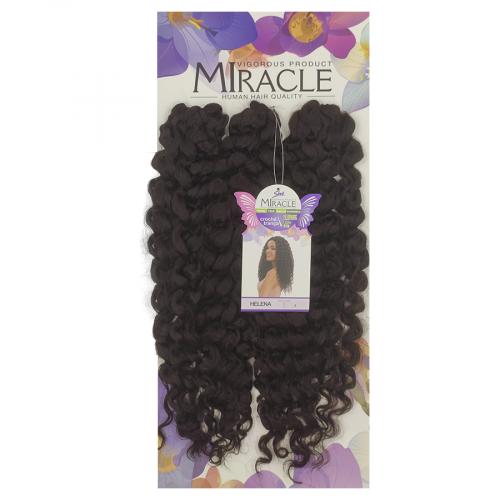 Cabelo Orgânico Crochet Miracle Helenna - Cor 4